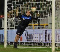 Cercle Brugge KSV - KV Kortrijk : Jorgen Rogiers.foto VDB / BART VANDENBROUCKE