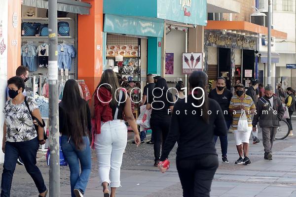 Campinas (SP), 06/08/2021 - Comércio - A partir desta sexta-feira (6), comercios, shoppings, restaurantes e servicos de Campinas (SP) podem funcionar ate a meia-noite sem restricao do horario de entrada dos consumidores.