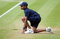 27-6-09, England, London, Wimbledon, Ballboy