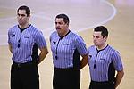 League ACB-ENDESA 2020/2021.Game 15.<br /> FC Barcelona vs Club Joventut Badalona: 88-74.<br /> Martin Caballero, Daniel Hierrezuelo & Iyan Gonzalez.