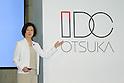 IDC Otsuka Kagu, Ltd. Press Event