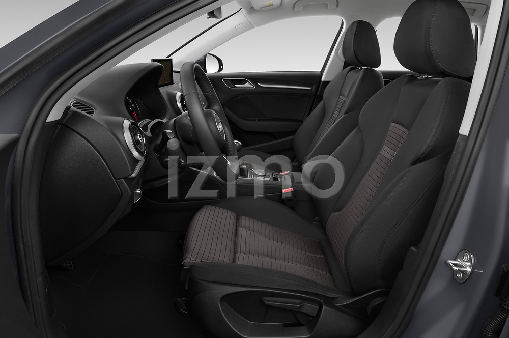 Front seat view of a 2019 Audi A3 Sportsportback Sport 5 Door Hatchback front