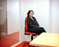 Magali Corouge / Documentography..Isabelle Germain. Paris. Le 26/02/2010...