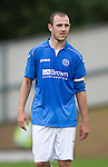 St Johnstone FC...  Season 2014-2015<br /> Dave Mackay<br /> Picture by Graeme Hart.<br /> Copyright Perthshire Picture Agency<br /> Tel: 01738 623350  Mobile: 07990 594431