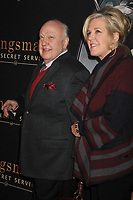 NEW YORK, NY - FEBRUARY 09: Roger Ailes attends the 'Kingsman: The Secret Service' New York premiere at SVA Theater on February 9, 2015 in New York City<br /> <br /> <br /> People:  Roger Ailes