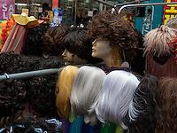 Straßenhändler in Nampo-dong, Busan, Gyeongsangnam-do, Südkorea, Asien<br /> street vendor, Busan,  province Gyeongsangnam-do, South Korea, Asia