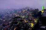 Shimla, Himachal Pradesh, India, August 2001.
