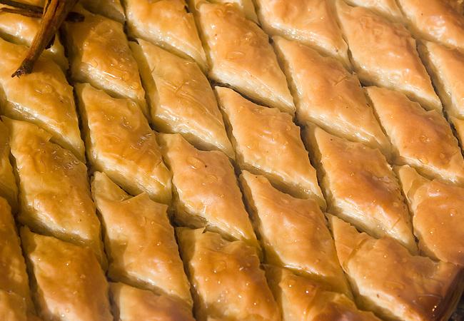 Pastry, Rome, Italy