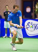 11-12-12, Rotterdam, Tennis, Masters 2012, Matwe Middelkoop