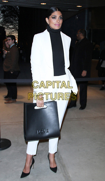 NEW YORK, NY - MARCH 23: Rachel Roy arriving to the premiere of Their Finest at the SVA Theatre in New York City on March 23, 2017. <br /> CAP/MPI/RW<br /> ©RW/MPI/Capital Pictures