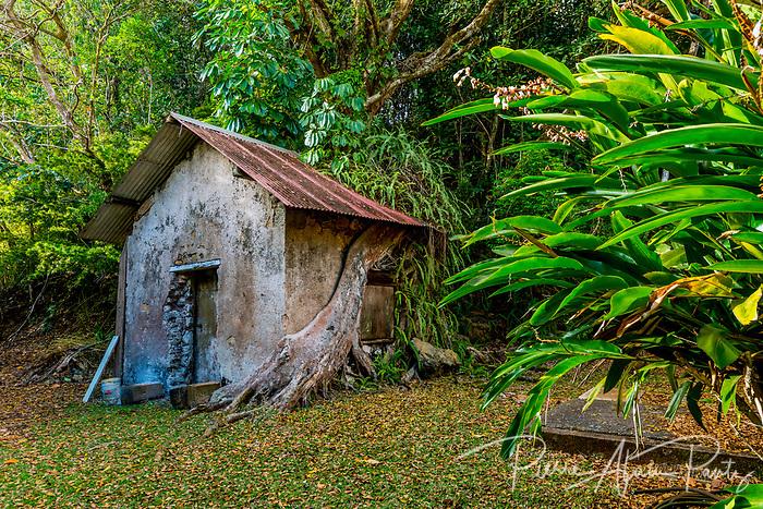 Ancien village minier de Prony