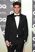LONDON, UK. September 03, 2019: Isaac Carew arriving for the GQ Men of the Year Awards 2019 in association with Hugo Boss at the Tate Modern, London.<br /> Picture: Steve Vas/Featureflash