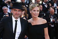 CLOVIS CORNILLAC AND LILOU FOGLI - RED CARPET OF THE FILM '120 BATTEMENTS PAR MINUTE' AT THE 70TH FESTIVAL OF CANNES 2017