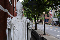 Hinton, West Virginia. St. Patrick Catholic Church.