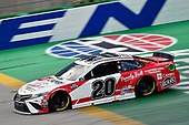 #20: Erik Jones, Joe Gibbs Racing, Toyota Camry Built In Kentucky