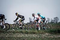 Niki Terpstra (NED/Direct Energie)<br /> <br /> <br /> 82nd Gent – Wevelgem in Flanders Fields 2019 (1.UWT)<br /> Deinze – Wevelgem: 251,5km<br /> ©kramon