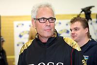 Klitschko Manager Bernd Boente (D)<br /> Dr. Wladimir Klitschko vs. Hasim Rahman, Pressetraining<br /> *** Local Caption *** Foto ist honorarpflichtig! zzgl. gesetzl. MwSt. Auf Anfrage in hoeherer Qualitaet/Aufloesung. Belegexemplar an: Marc Schueler, Am Ziegelfalltor 4, 64625 Bensheim, Tel. +49 (0) 151 11 65 49 88, www.gameday-mediaservices.de. Email: marc.schueler@gameday-mediaservices.de, Bankverbindung: Volksbank Bergstrasse, Kto.: 151297, BLZ: 50960101