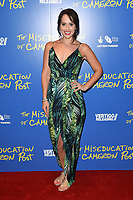 """Hayley Sparks<br /> arriving for the premiere of """"The Miseducation of Cameron Post"""" screening at Picturehouse Central, London<br /> <br /> ©Ash Knotek  D3424  22/08/2018"""