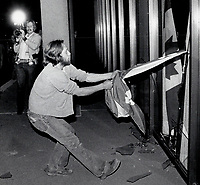 1980 FILE PHOTO - ARCHIVES -<br /> <br /> <br /> <br /> PHOTO : Toronto Star Archives - AQP