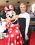 Peta Murgatroyd at The Disney World Premiere of The Lone Ranger held at at Disney California Adventure in Anaheim, California on June 22,2021                                                                   Copyright 2013 Hollywood Press Agency
