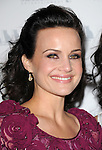 Carla Gugino attends the Shangri-La Entertainment and Gato Negro Films' Girl Walks Into a Bar premiere held at The Arclight Theatre in Hollywood, California on March 07,2011                                                                               © 2010 DVS / Hollywood Press Agency
