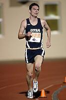 SAN ANTONIO, TX - MARCH 27, 2009: UTSA Relays Track & Field Meet - Day 1 at Jerry Comalander Stadium. (Photo by Jeff Huehn)