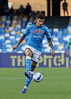 11th September 2021; Maradona Stadium, Naples, Italy; Serie A football, SSC Napoli versus Juventus  FC: Giovanni Di Lorenzo of Napoli