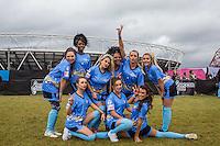 Soccer Six - Queen Elizabeth Olympic Park - 26.03.2016