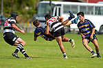 NELSON, NEW ZEALAND - Rugby: Moutere v Glenmark. Murchison Sports Ground, Saturday 27, March 2021. Nuschison, New Zealand. (Photos by Barry Whitnall/Shuttersport Limited)