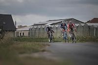 breakaway <br /> <br /> 101st Kampioenschap van Vlaanderen 2016 (UCI 1.1)<br /> Koolskamp › Koolskamp (192.4km)