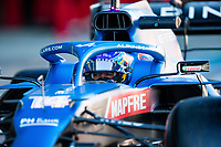 24th September 2021; Sochi, Russia; F1 Grand Prix of Russia free practise sessions;  14 Fernando Alonso ESP, Alpine F1 Team, F1 Grand Prix of Russia at Sochi Autodrom