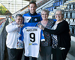 St Johnstone Players Sponsors Night…10.05.18<br />Steven Maclean<br />Picture by Graeme Hart.<br />Copyright Perthshire Picture Agency<br />Tel: 01738 623350  Mobile: 07990 594431