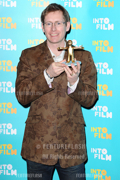 Merlin Crossingham arrives for the Into Film Awards 2015 at the Empire Leicester Square, London. 24/03/2015 Picture by: Steve Vas / Featureflash