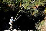 Fly Fishing in Spain 2015