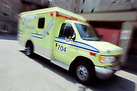 Ambulance, Hotel-Dieu, 1999