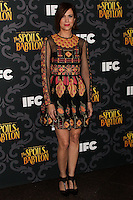 """LOS ANGELES, CA - JANUARY 07: Kristen Wiig arriving at the Los Angeles Screening Of IFC's """"The Spoils Of Babylon"""" held at the Directors Guild Of America on January 7, 2014 in Los Angeles, California. (Photo by Xavier Collin/Celebrity Monitor)"""