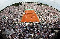 30-05-11, Tennis, France, Paris, Roland Garros , Court Suzanne Lenglen
