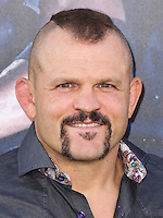 HOLLYWOOD, LOS ANGELES, CA, USA - AUGUST 11: Chuck Liddell at the Los Angeles Premiere Of Lionsgate Films' 'The Expendables 3' held at the TCL Chinese Theatre on August 11, 2014 in Hollywood, Los Angeles, California, United States. (Photo by Xavier Collin/Celebrity Monitor)