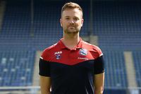 VOETBAL: HEERENVEEN: 18-08-2020, SC Heerenveen portret Jeroen Smit                                      (fysiotherapeut), ©foto Martin de Jong