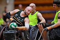 2018 Wheelchair Rugby Camp - Darwin