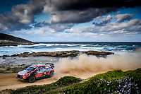 11th October 2020, Alghero, ‎Sardinia, Italy; WRC Rally of Sardinia; O TANAK comes home in 6th place