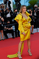 """CANNES, FRANCE - JULY 14: Elisa De Panicis at the """"A Felesegam Tortenete/The Story Of My Wife"""" screening during the 74th annual Cannes Film Festival on July 14, 2021 in Cannes, France.<br /> CAP/GOL<br /> ©GOL/Capital Pictures"""