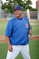Carmelo Martinez / AZL Cubs..Photo by:  Bill Mitchell/Four Seam Images