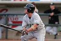 Clinton Lumberkings Matt Smith during a Midwest League game at Fifth Third Field on July 18, 2006 in Dayton, Ohio.  (Mike Janes/Four Seam Images)