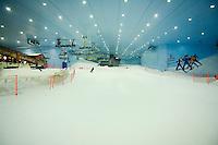 United Arab Emirates, Dubai, Ski Dubai, indoor ski area