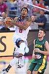 2014.09.11 FIBA Basketball World Cup, Semi-final Usa v Lithuania
