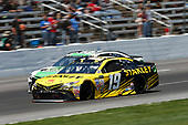 2017 Monster Energy NASCAR Cup Series<br /> O'Reilly Auto Parts 500<br /> Texas Motor Speedway, Fort Worth, TX USA<br /> Sunday 9 April 2017<br /> Daniel Suarez, STANLEY Toyota Camry<br /> World Copyright: Matthew T. Thacker/LAT Images<br /> ref: Digital Image 17TEX1mt1374