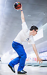 Boys & Girls doubles competition during Day 3 of the World Youth Tenpin Bowling Championships on August 10, 2014 at the SCAA bowling centre in Hong Kong, China.  Photo by Aitor Alcalde / Power Sport Images