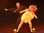 Gordon Woods and Emer Connell who took part in the Naomh Fionnbarra Strictly Come Dancing in the TLT. Photo:Colin Bell/pressphotos.ie