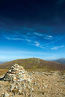 Meall a Bhuachaille from Creagan Gorm, Aviemore, Cairngorm National Park, Highland